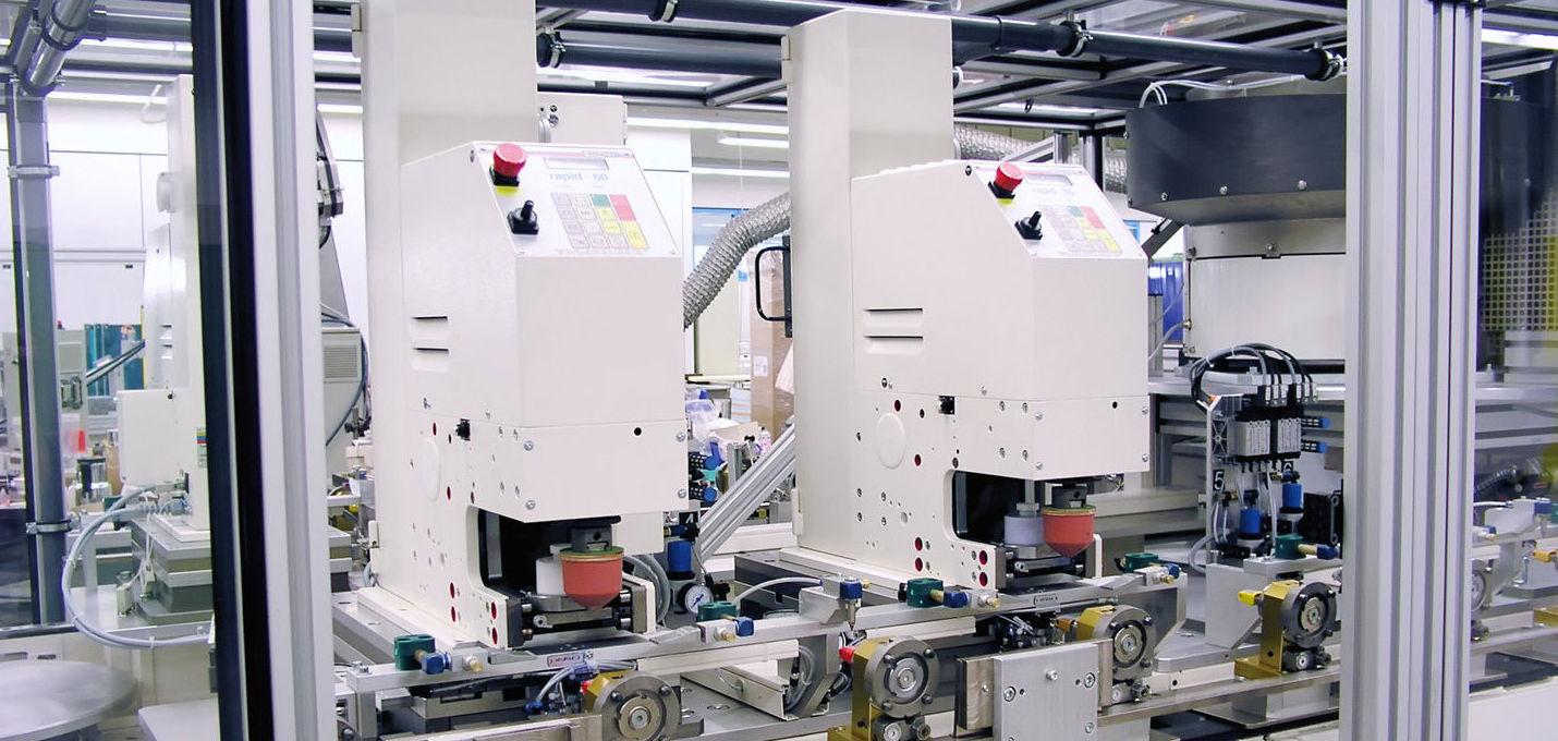 Venta de máquinas de tampografía en Barcelona
