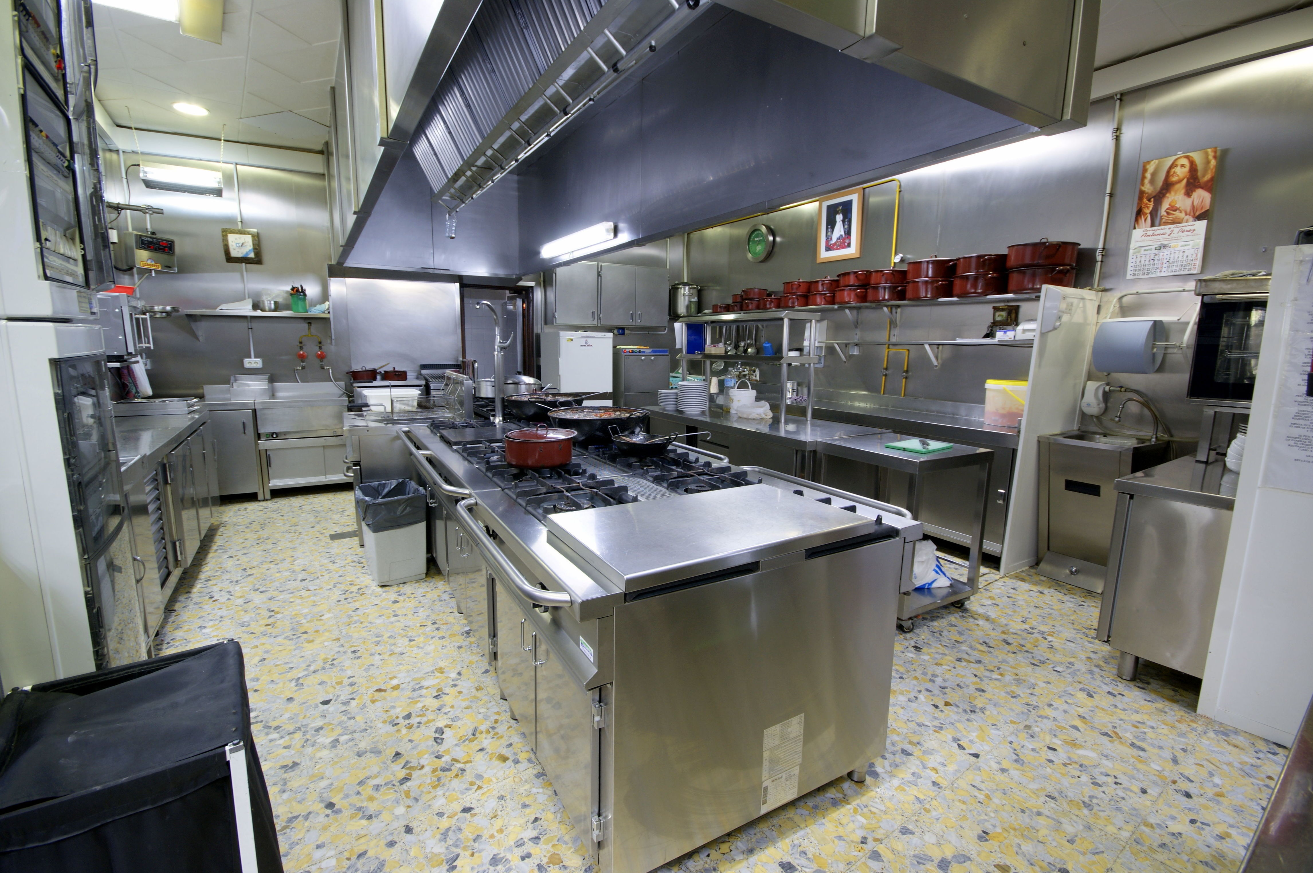 Restaurante familiar con cocina casera