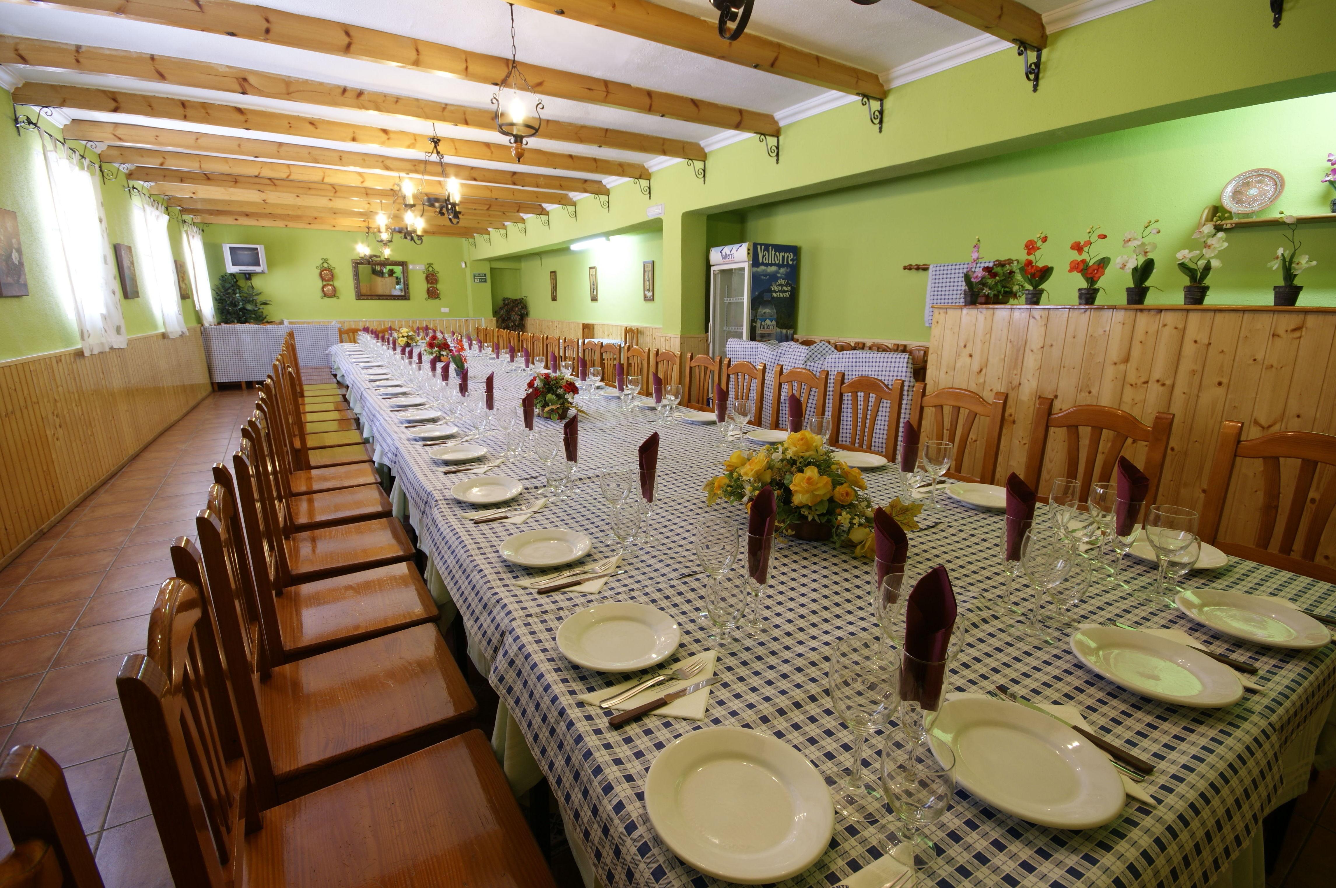 Salones para la celebración de eventos