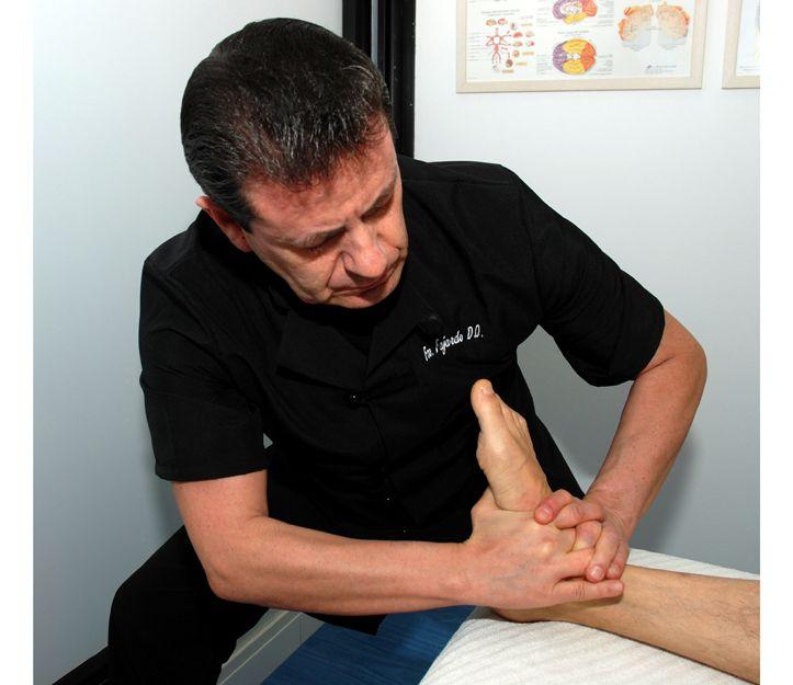 Cursos de osteopatía en Donostia