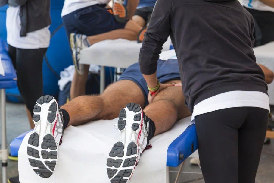 Osteopatía en el deporte