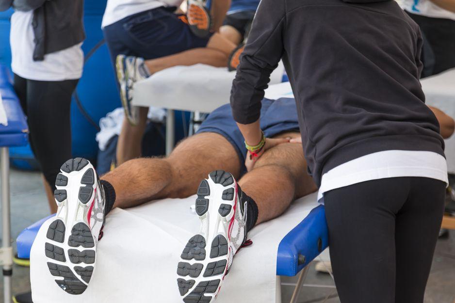 Osteopatía para deportistas en Gipuzkoa