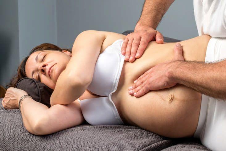 Osteopatía en el embarazo