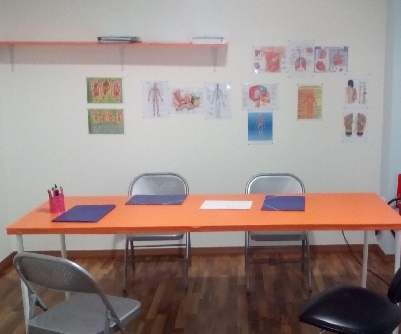 Reflexología en Manresa