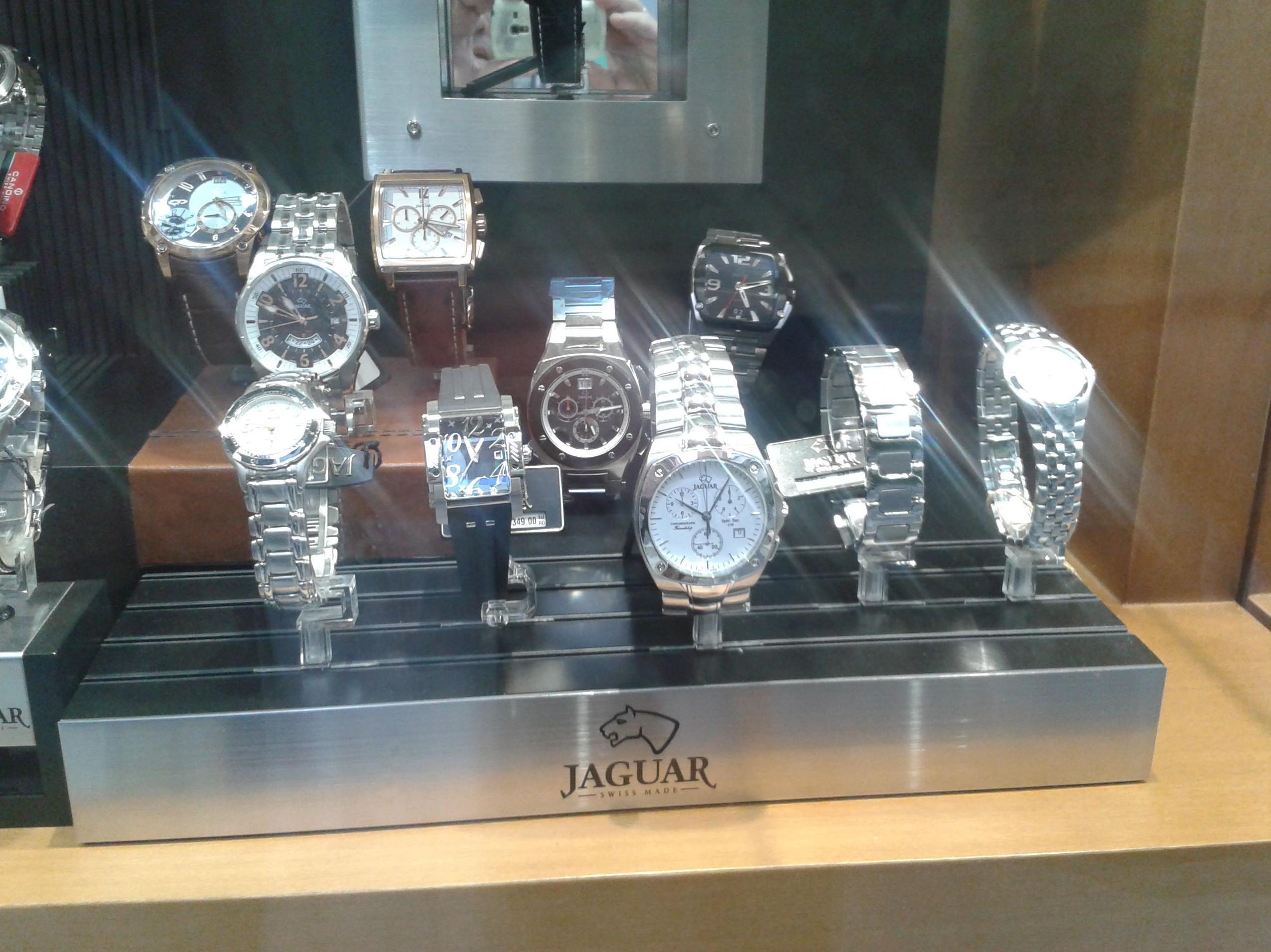 Relojes marca Jaguar: Catalogo de Joyería Yoli