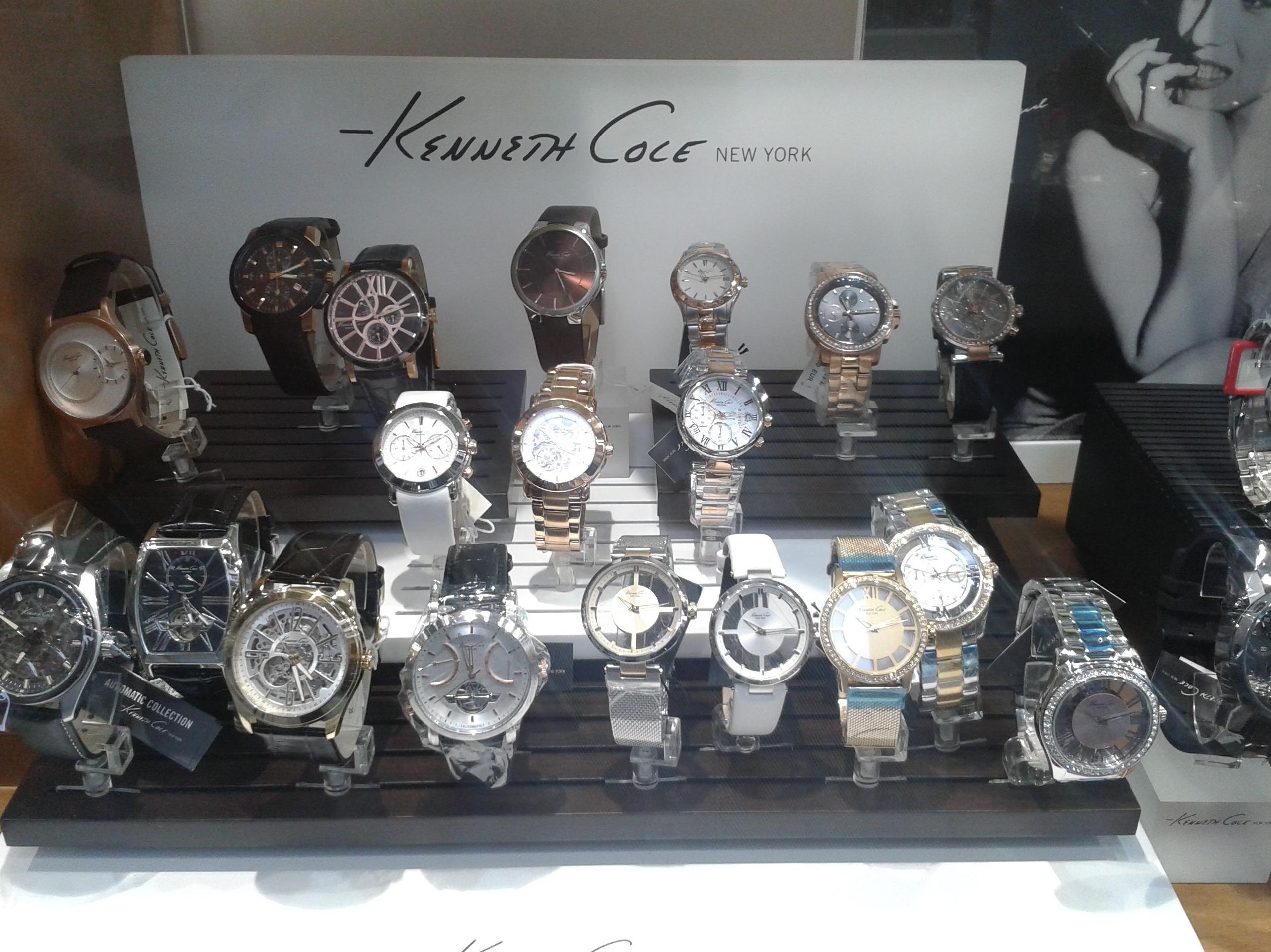 Relojes Kenneth Cole: Catalogo de Joyería Yoli