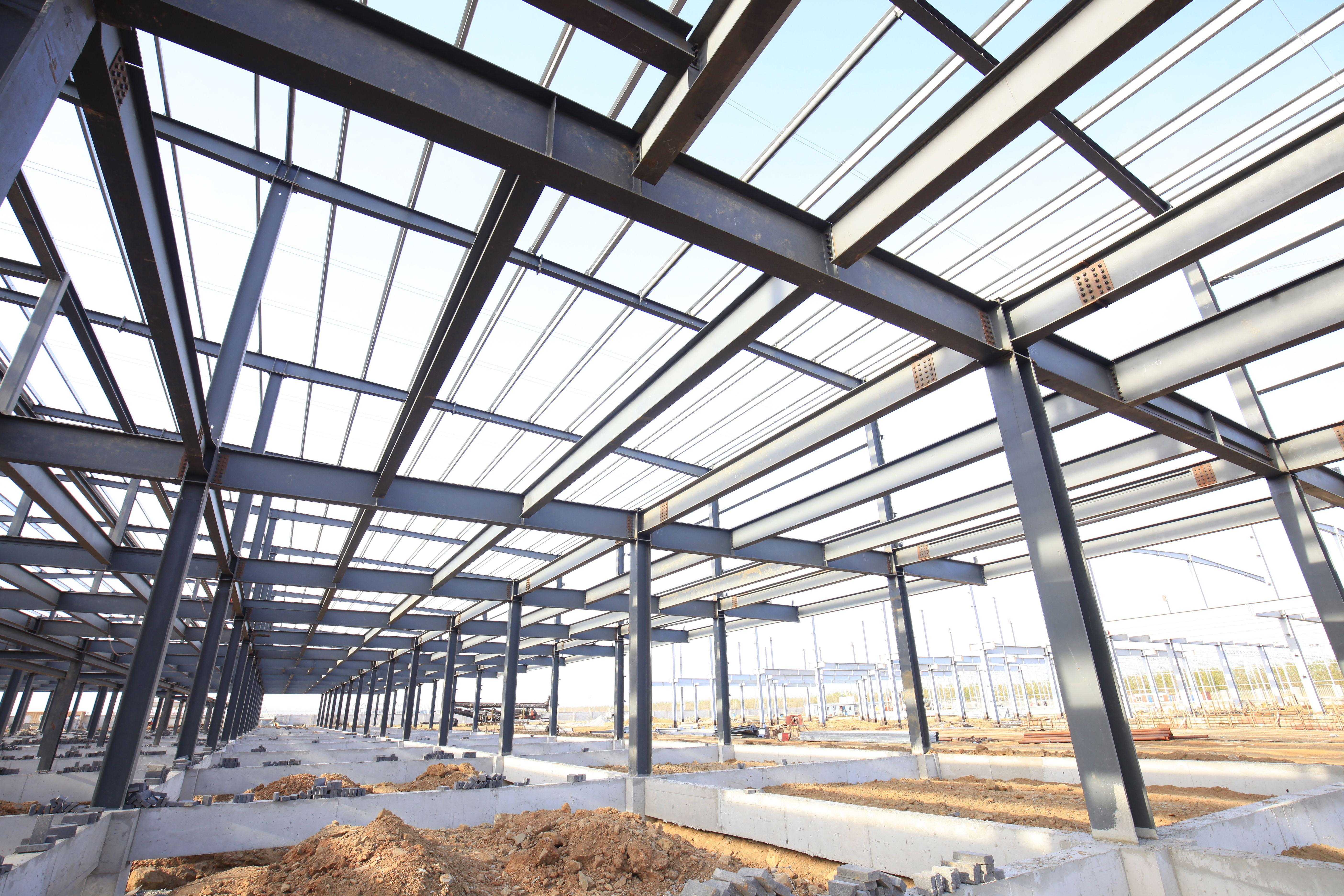 Estructuras: SERVICIOS de Ani Construcciones