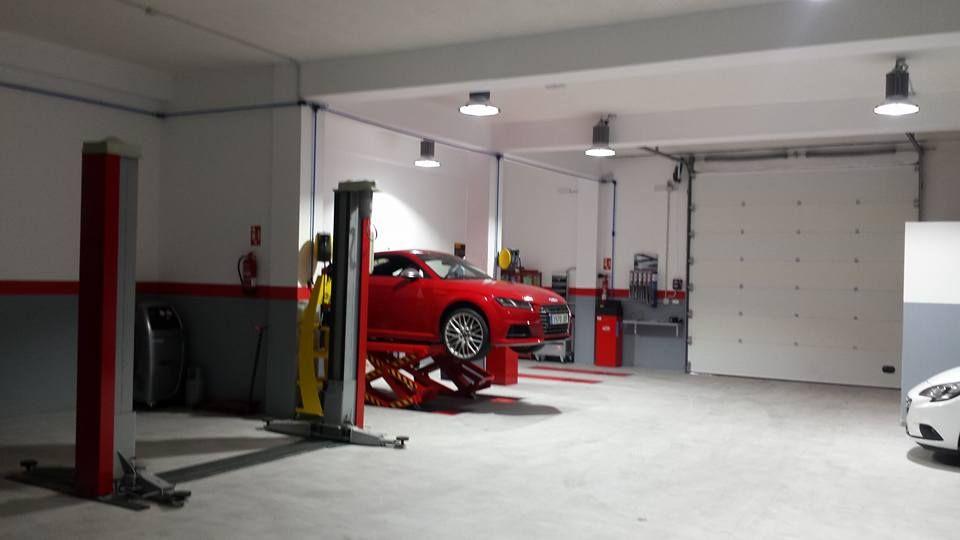 Taller del automóvil en Ciudadela de Menorca