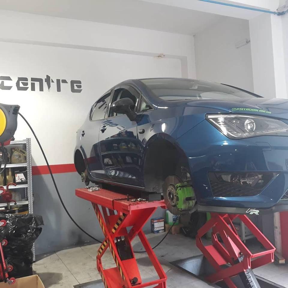Revisión y reparación de vehículos en Ciudadela de Menorca