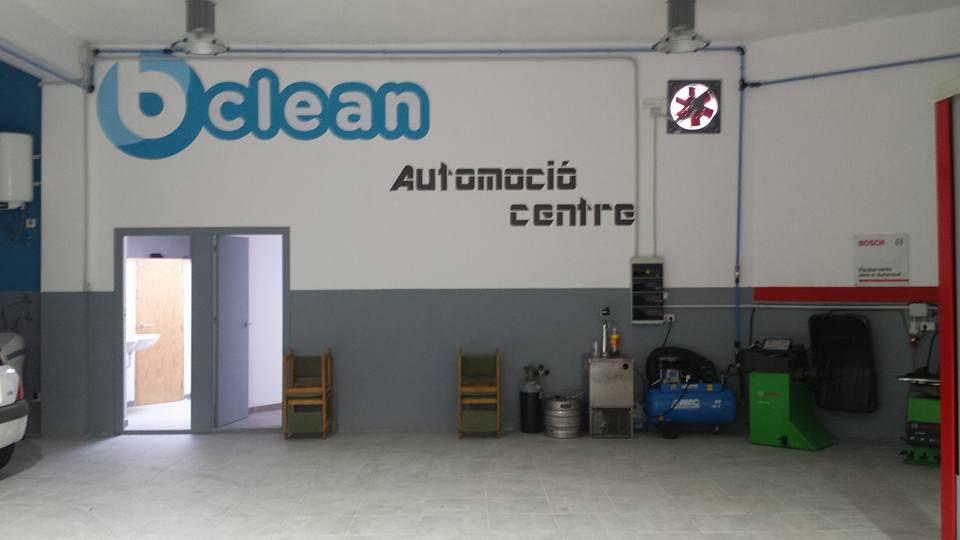 Taller mecánico con amplias instalaciones en Ciudadela de Menorca