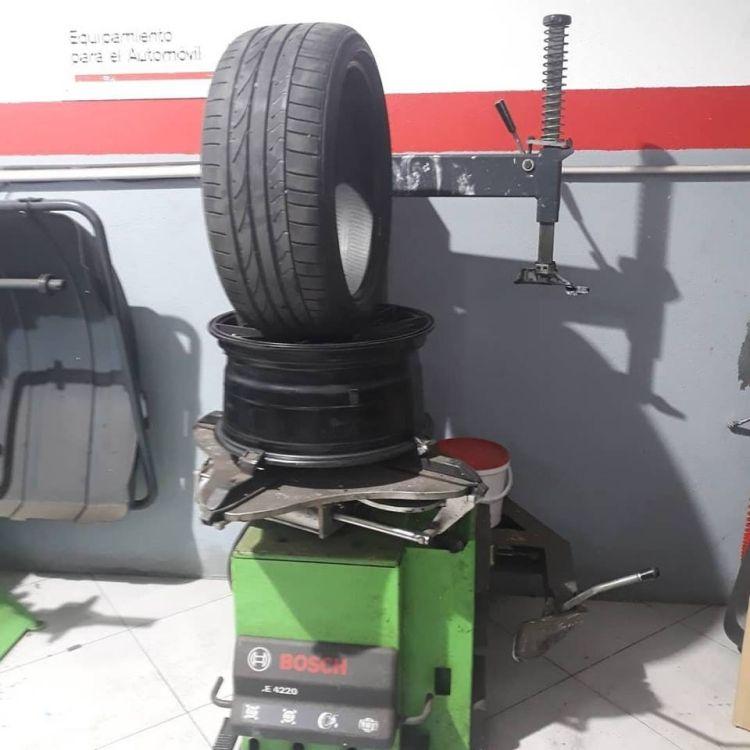 Servicio de neumáticos en Ciudadela de Menorca