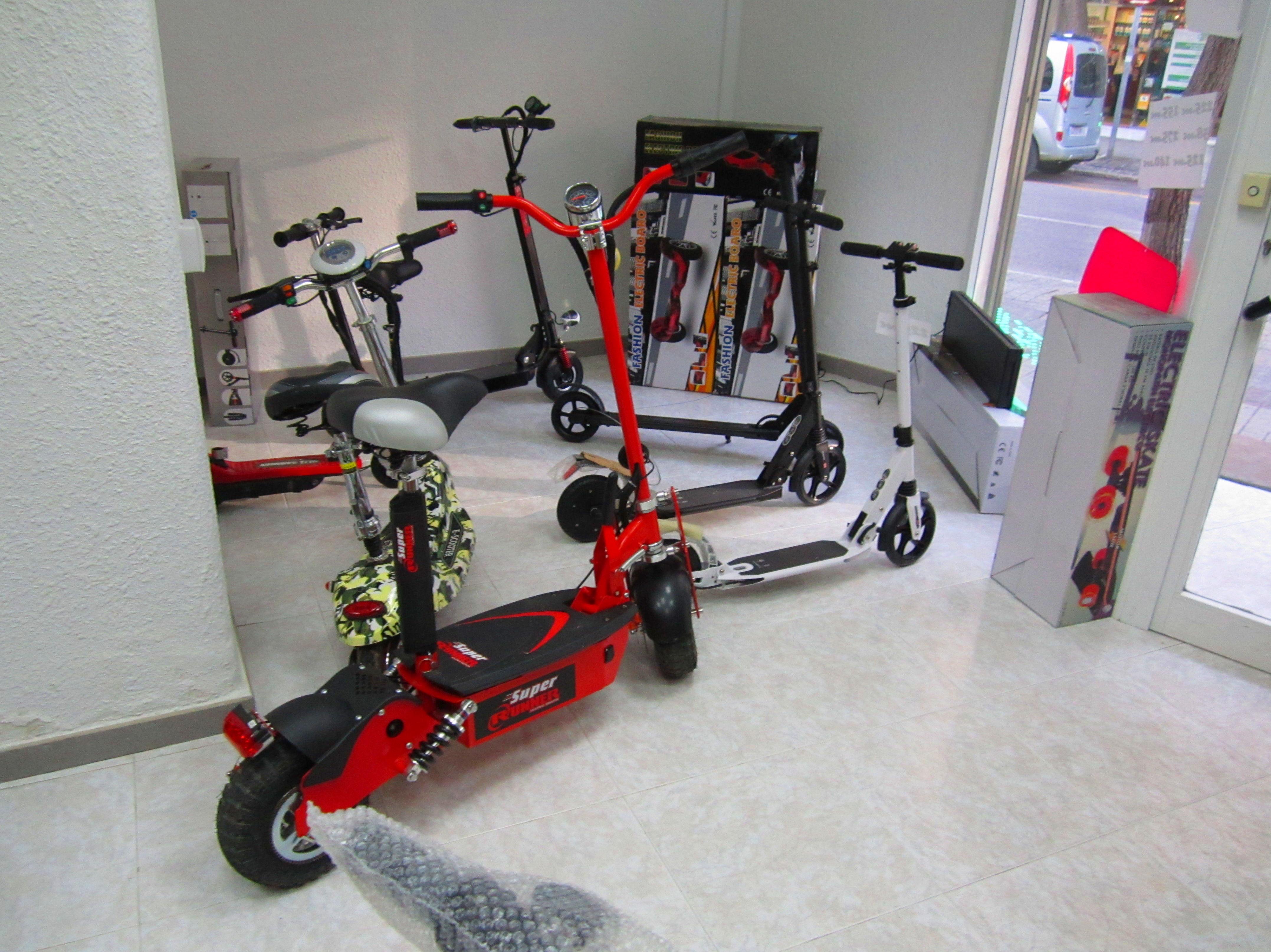 Foto 33 de Vehículos eléctricos en Tarragona | PATIPACO