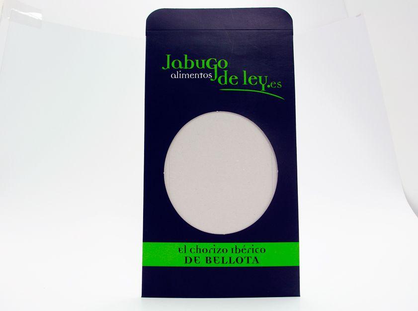 Envasado de jamón de Jabugo