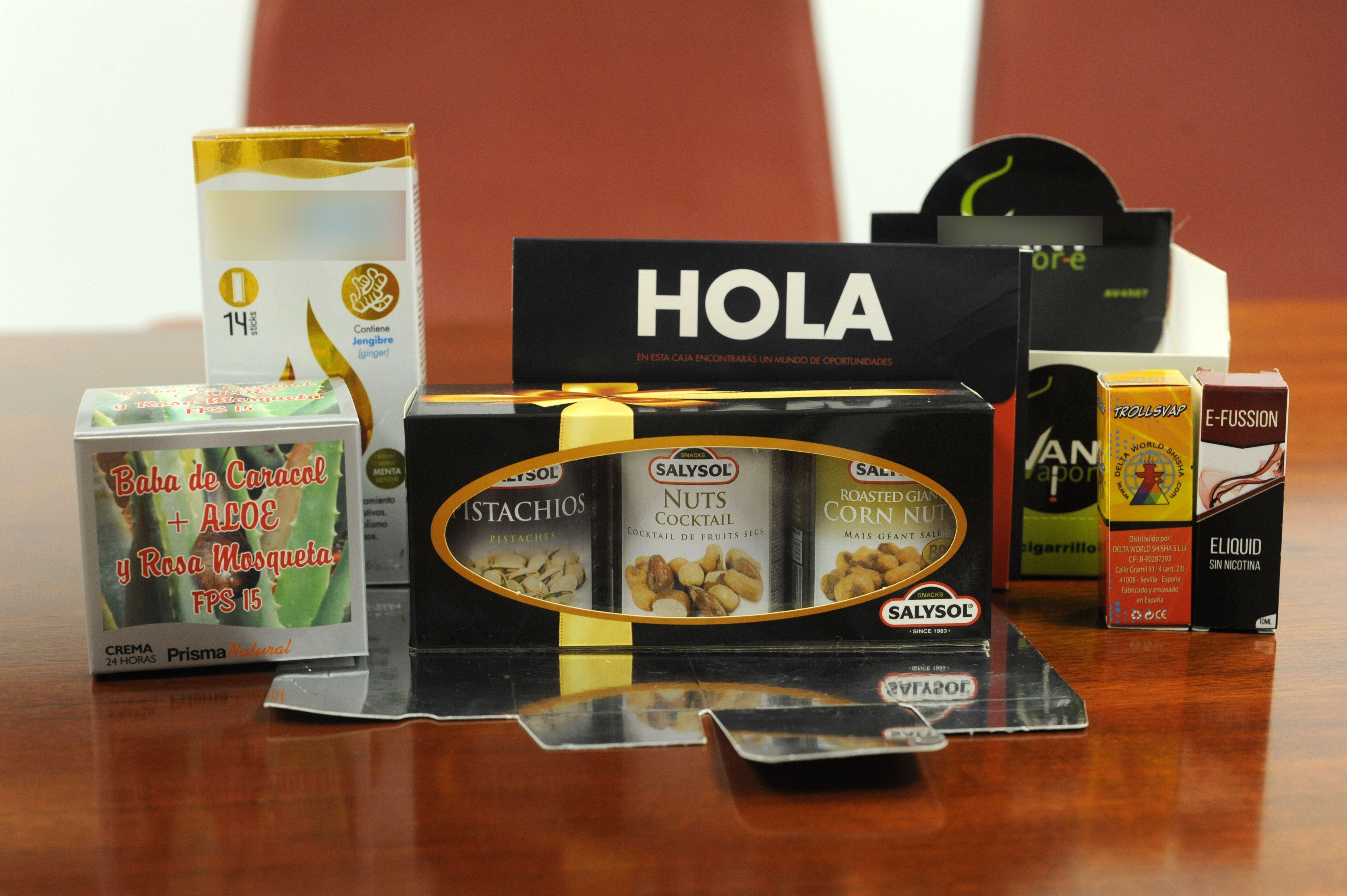 Diseñamos todo tipo de embalajes para tus productos