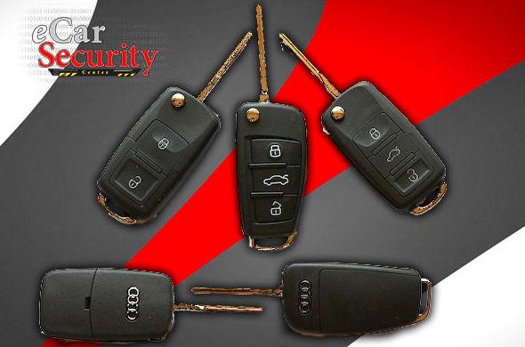 Duplicado de llaves AUDI Madrid por especialistas del sector del Automóvil!