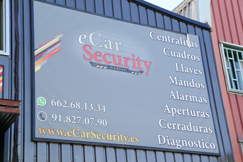 Foto 2 de Cerrajería del automóvil en Alcorcón | eCarSecurity