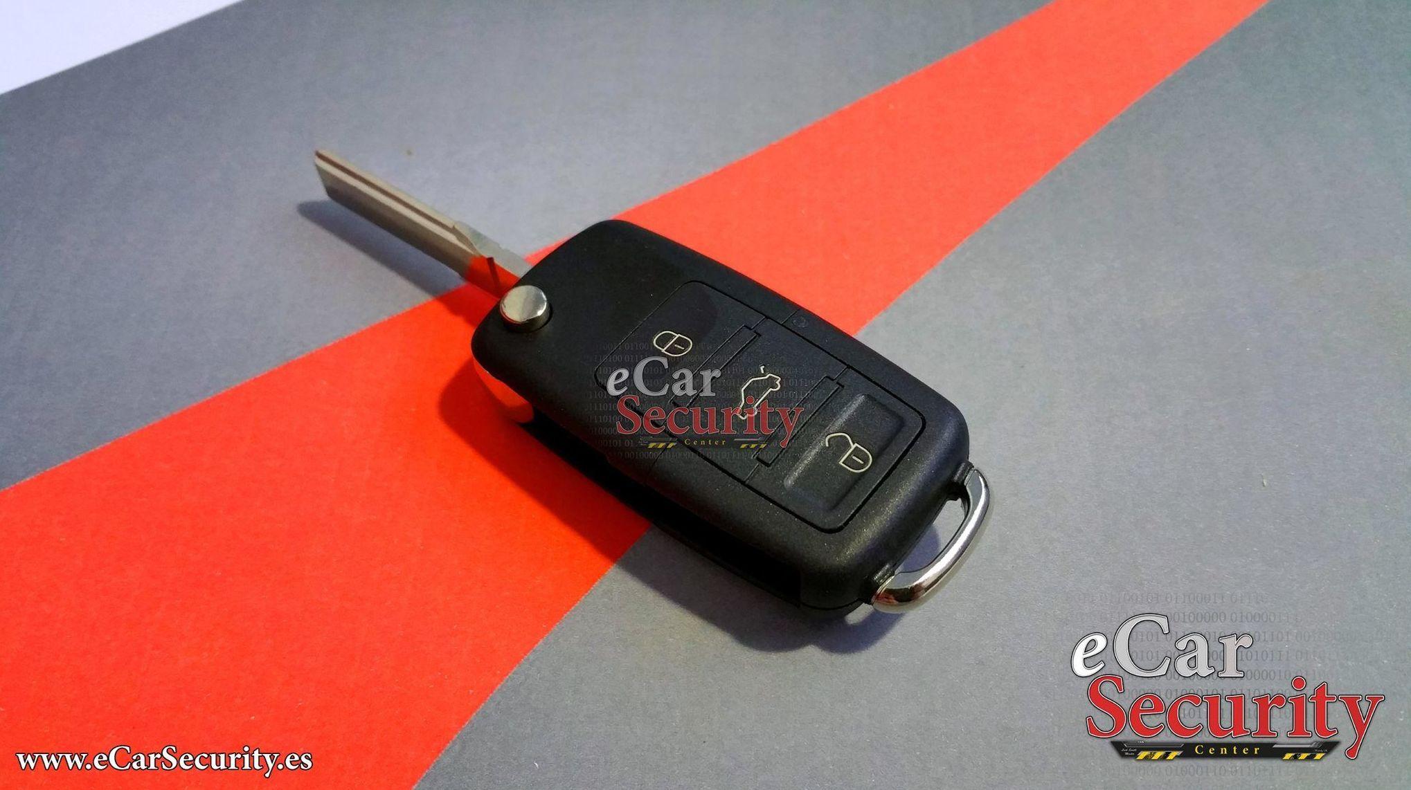 Duplicado de llaves de coche en Madrid