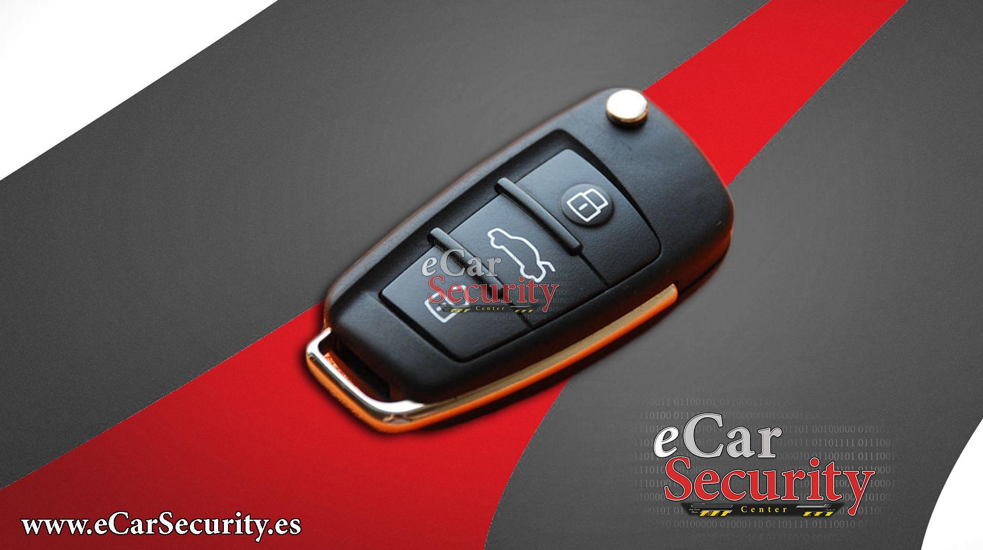 Llave mando Audi A3