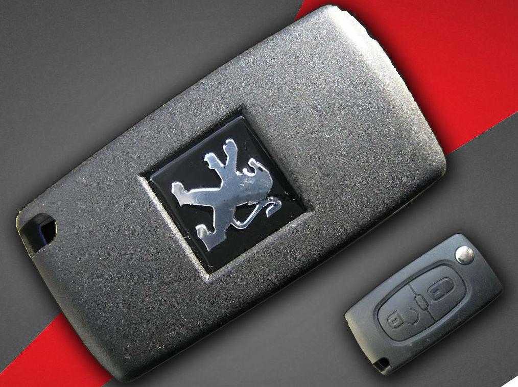 Duplicado de llaves Peugeot 307