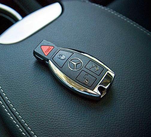 Copia de llaves Mercedes