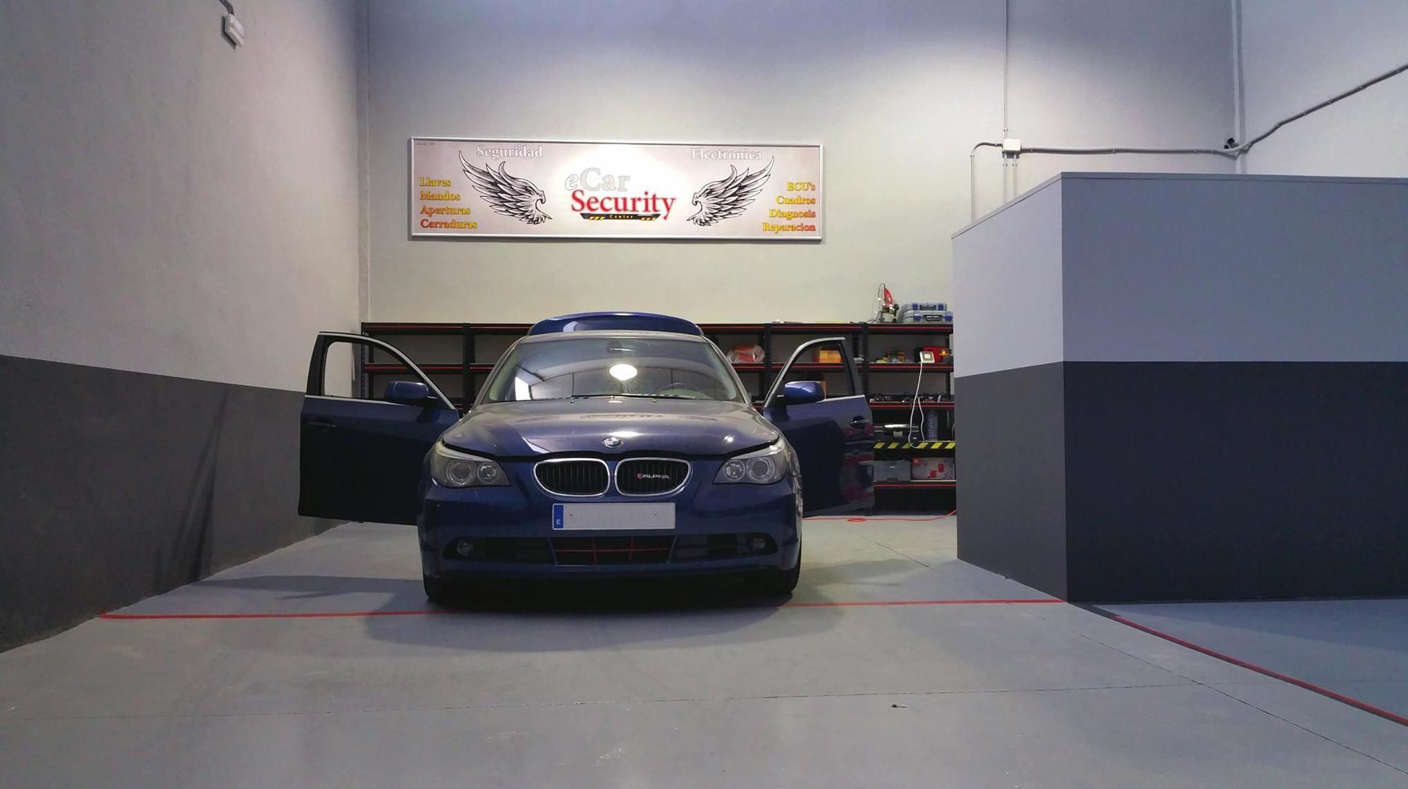 Apertura de puertas de vehículos en Madrid