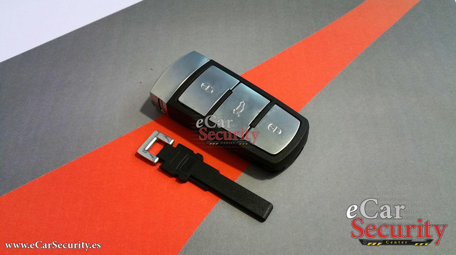 Duplicado de llaves VW Passat B5, B6