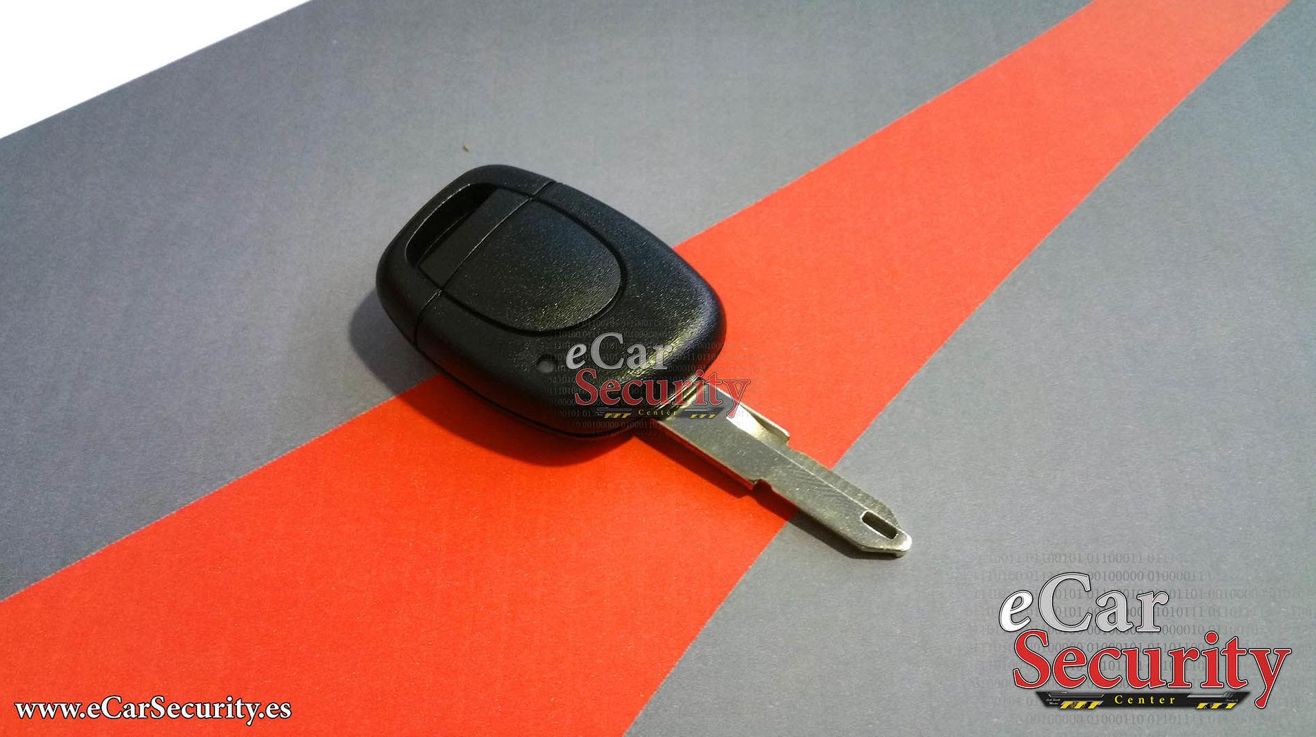 Llaves de coche sencillas y con mando