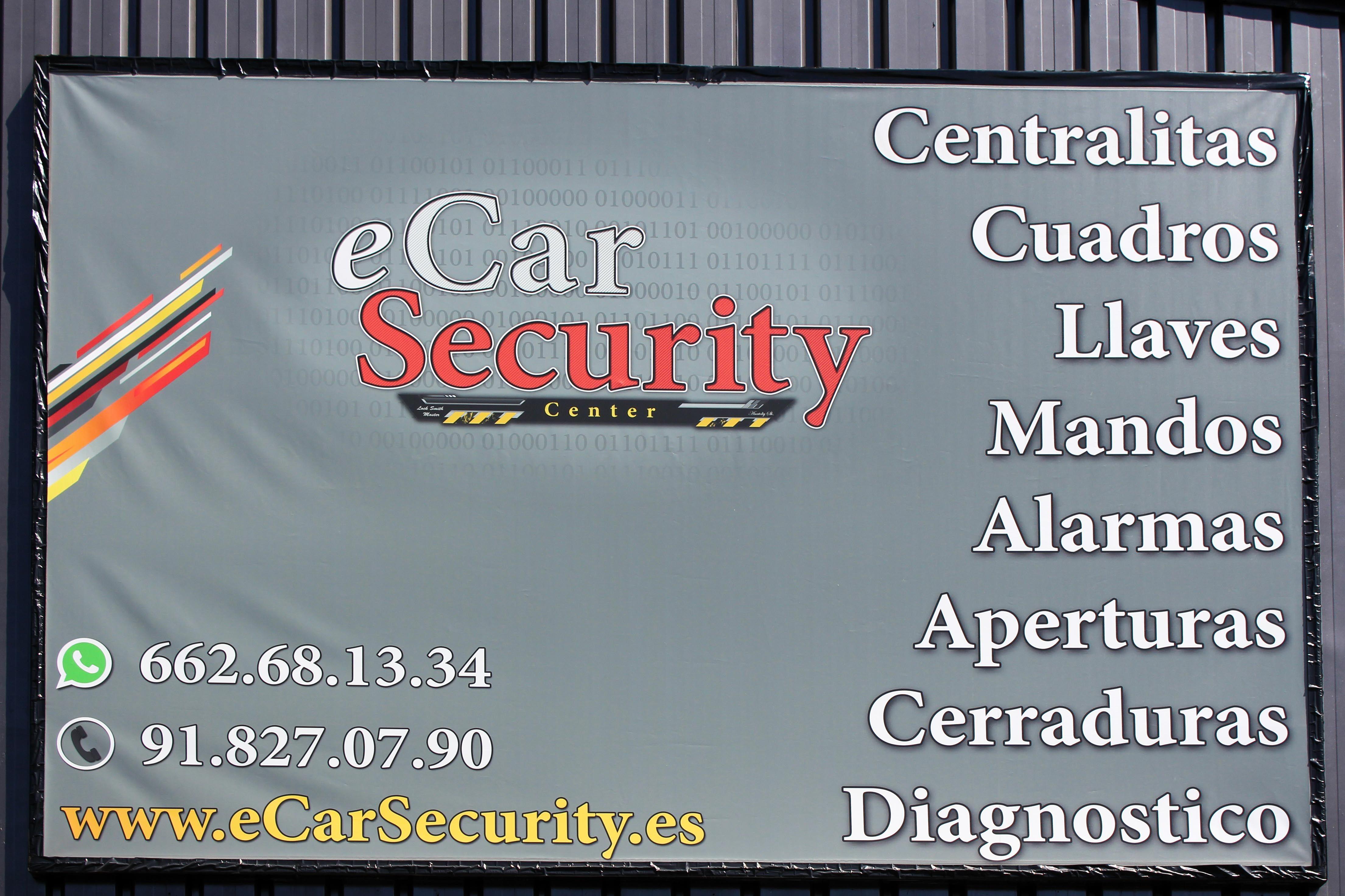 Foto 15 de Cerrajería del automóvil en Alcorcón | eCarSecurity