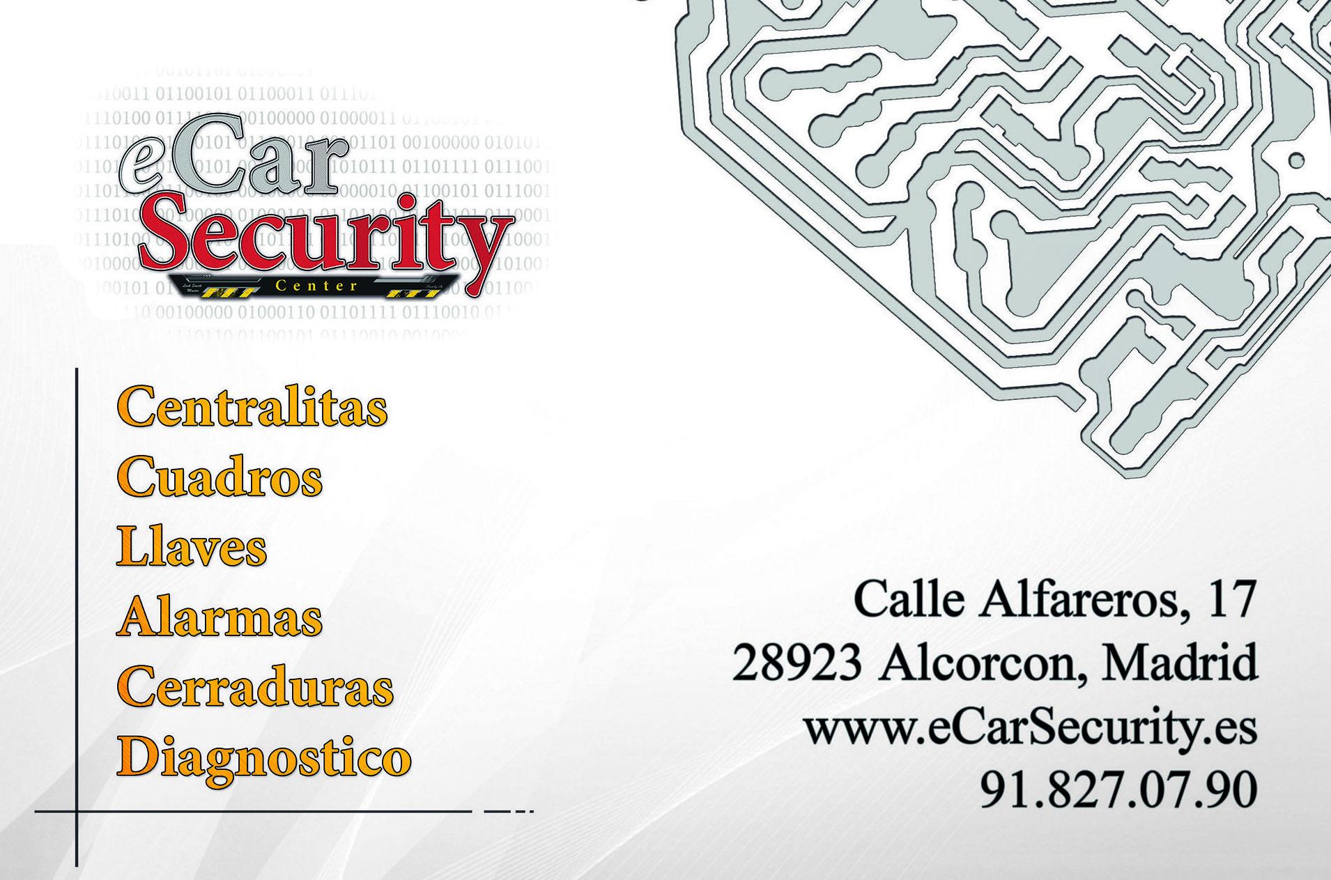 Tarjeta eCarSecurity