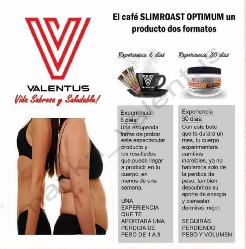 Café Slimroast Optimum