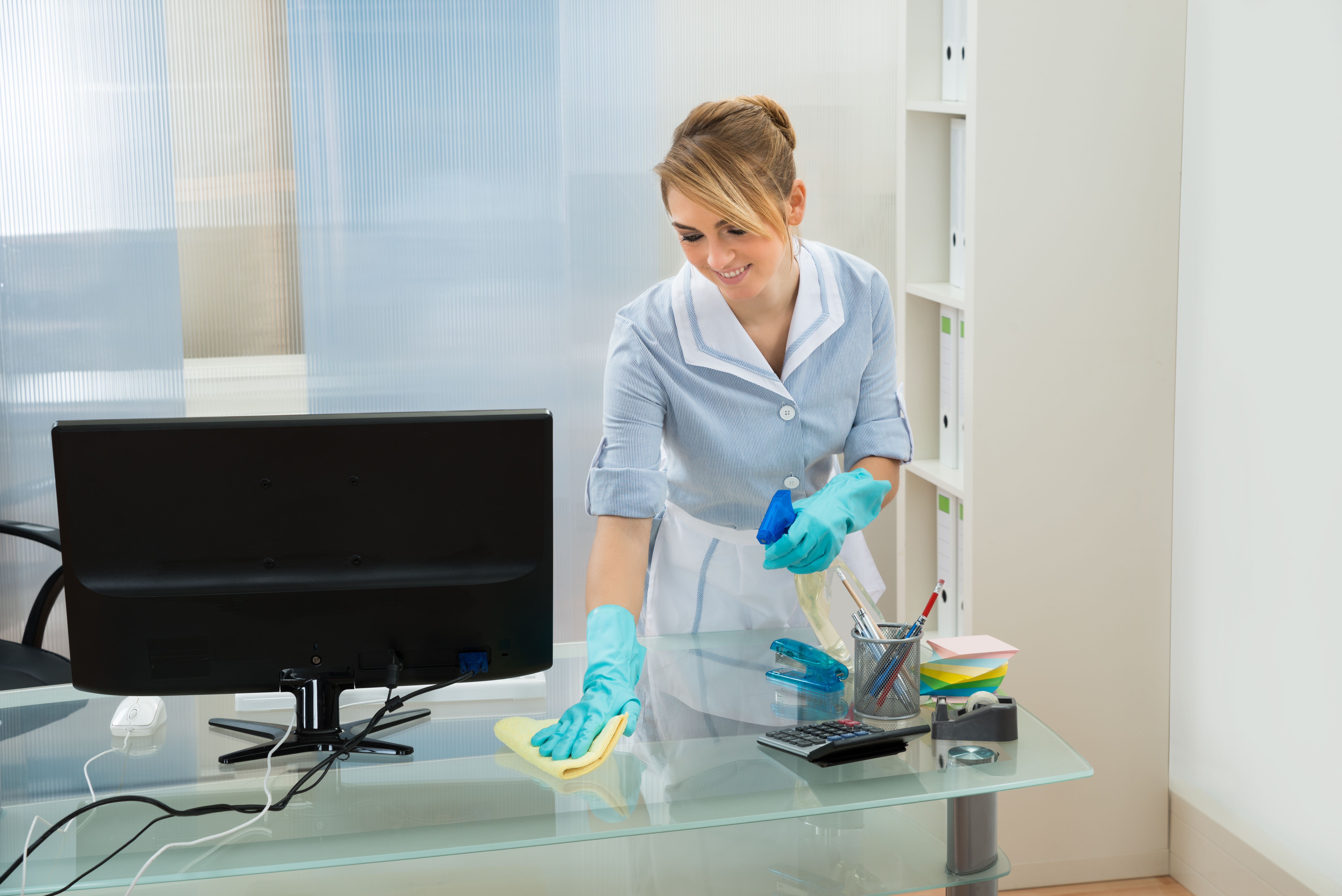 Oficinas: Limpiezas de Limpiezas J & J