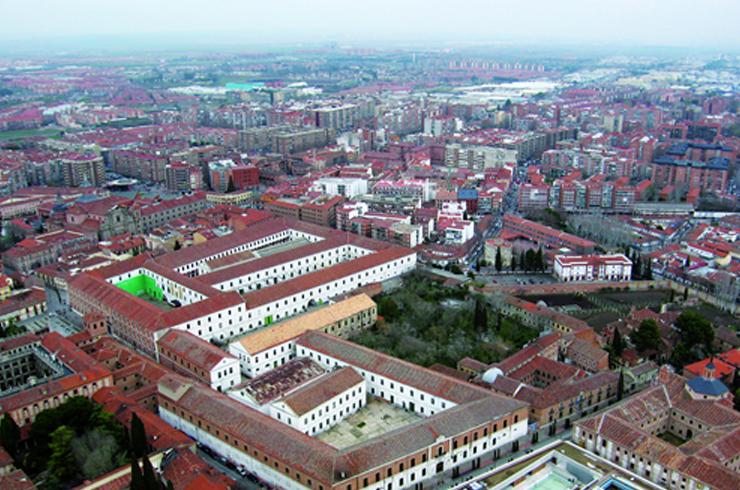 Rehabilitación del Cuartel del Príncipe Universidad Alcalá de Henares