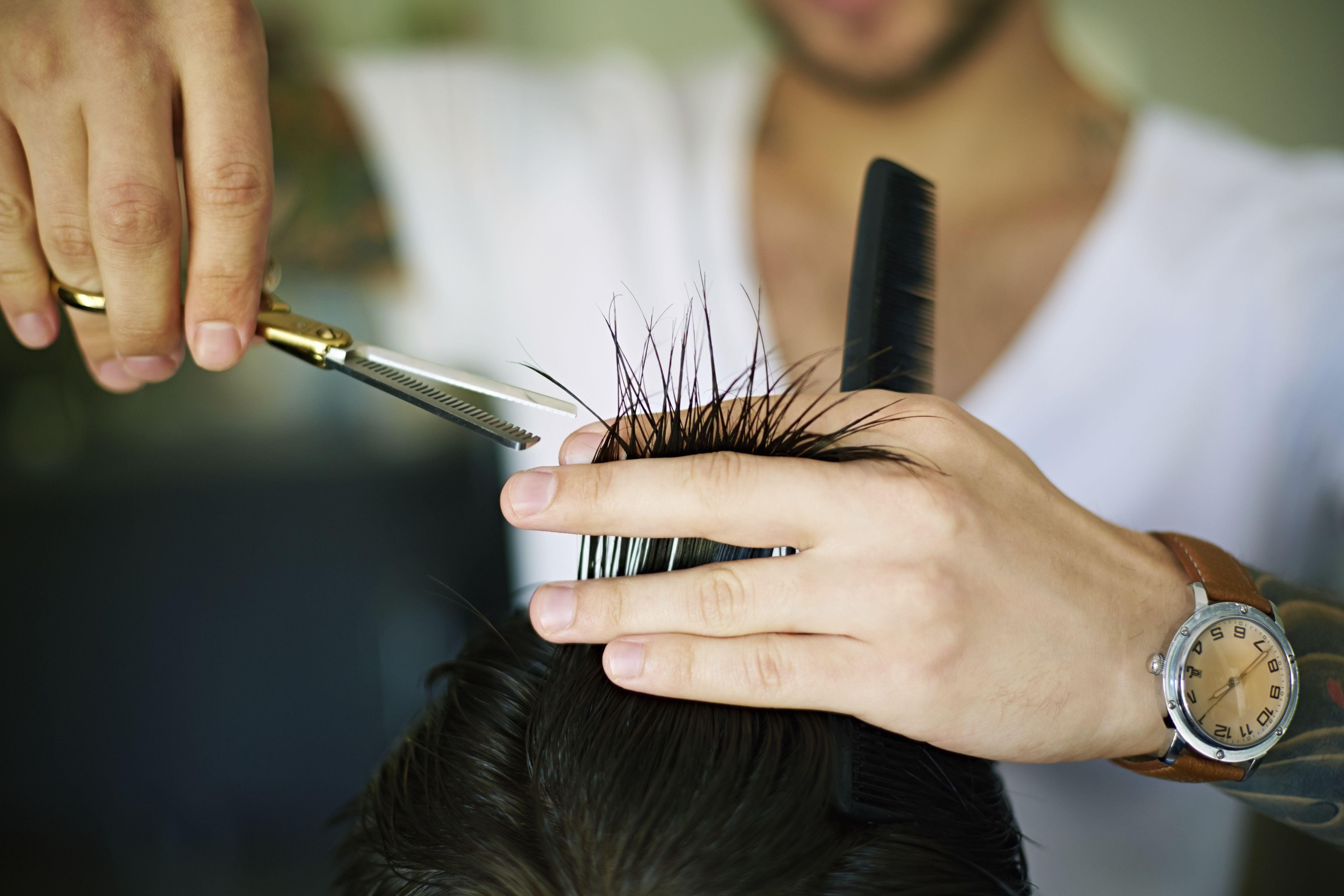 Cortes y peinados: Nuestros servicios de David & Juanjo Peluqueros