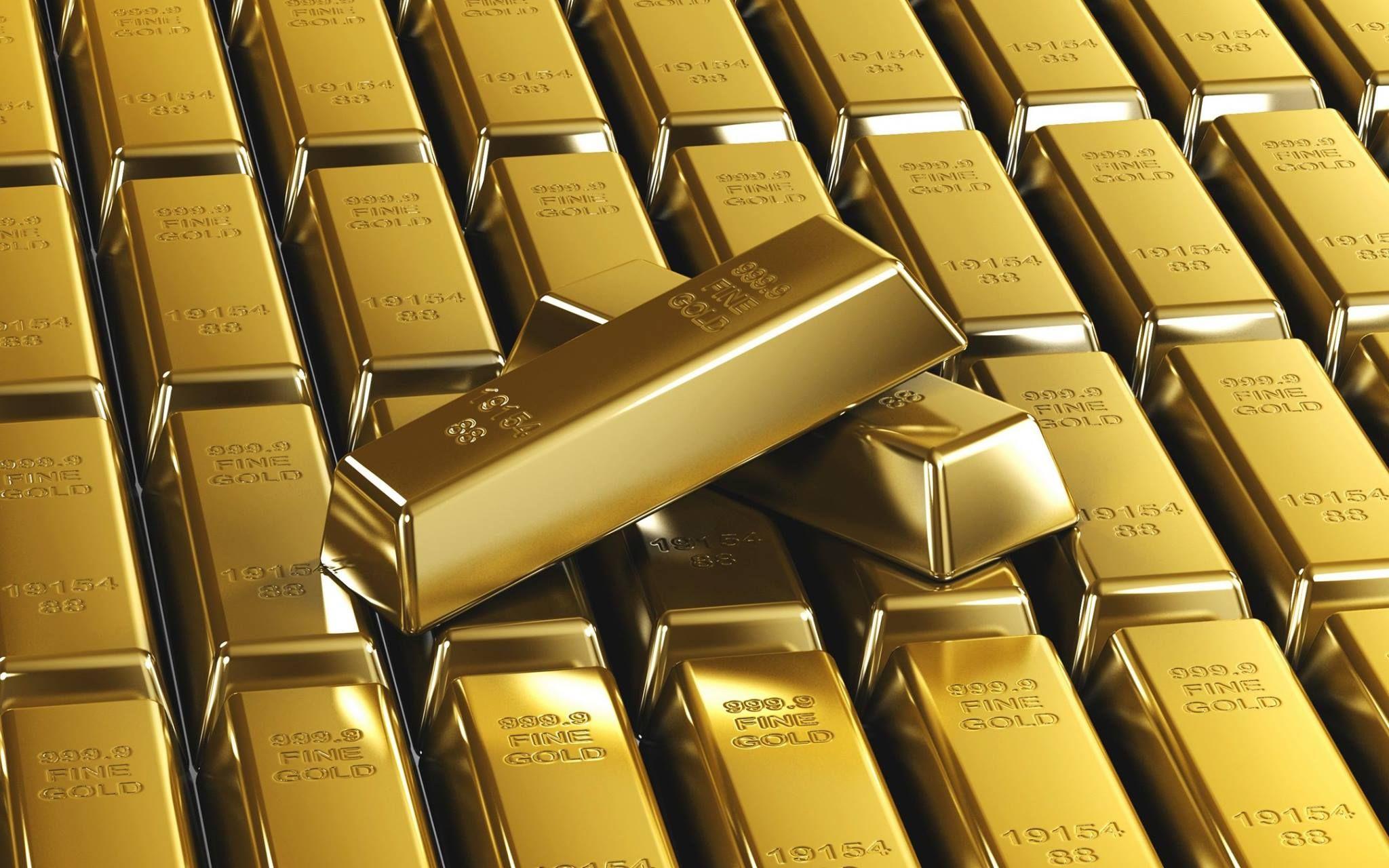Los lingotes de oro están exentos de IVA a particulares y empresas