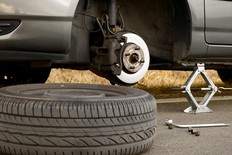 Reparaciones en carretera: Servicios de Grúas Sanluqueña