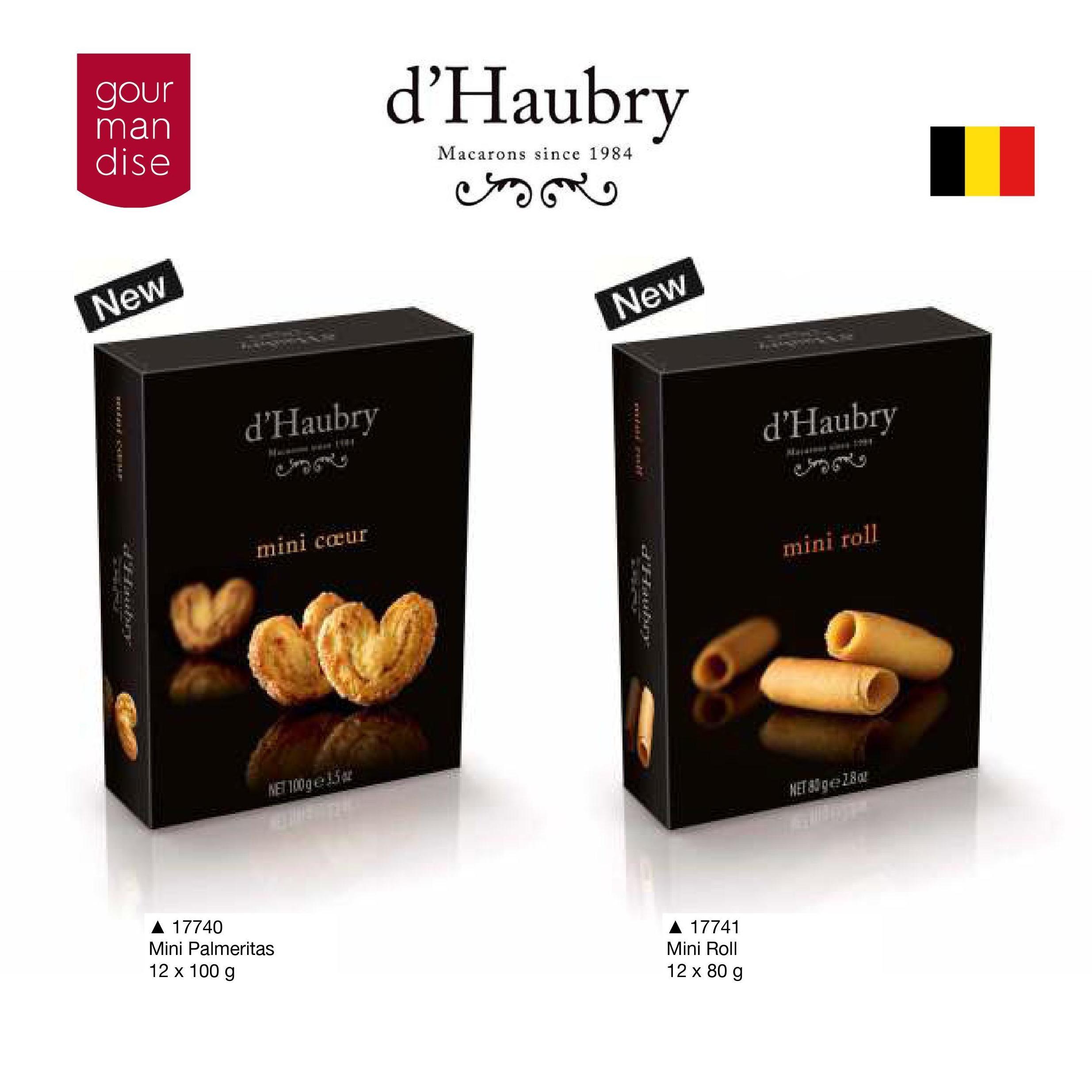 D'Haubry: Productos de Casa Bastida
