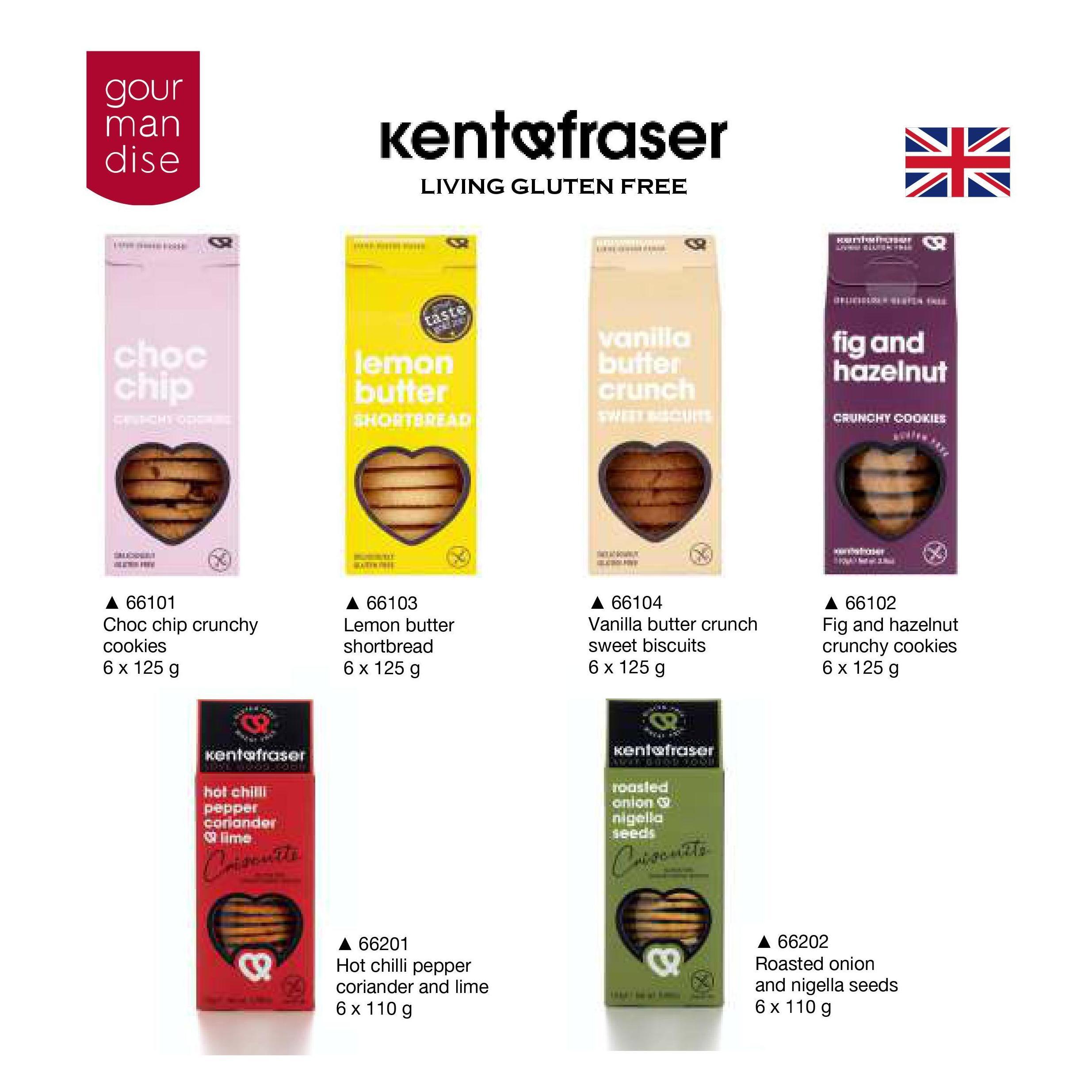 Kent & Fraser: Productos de Casa Bastida