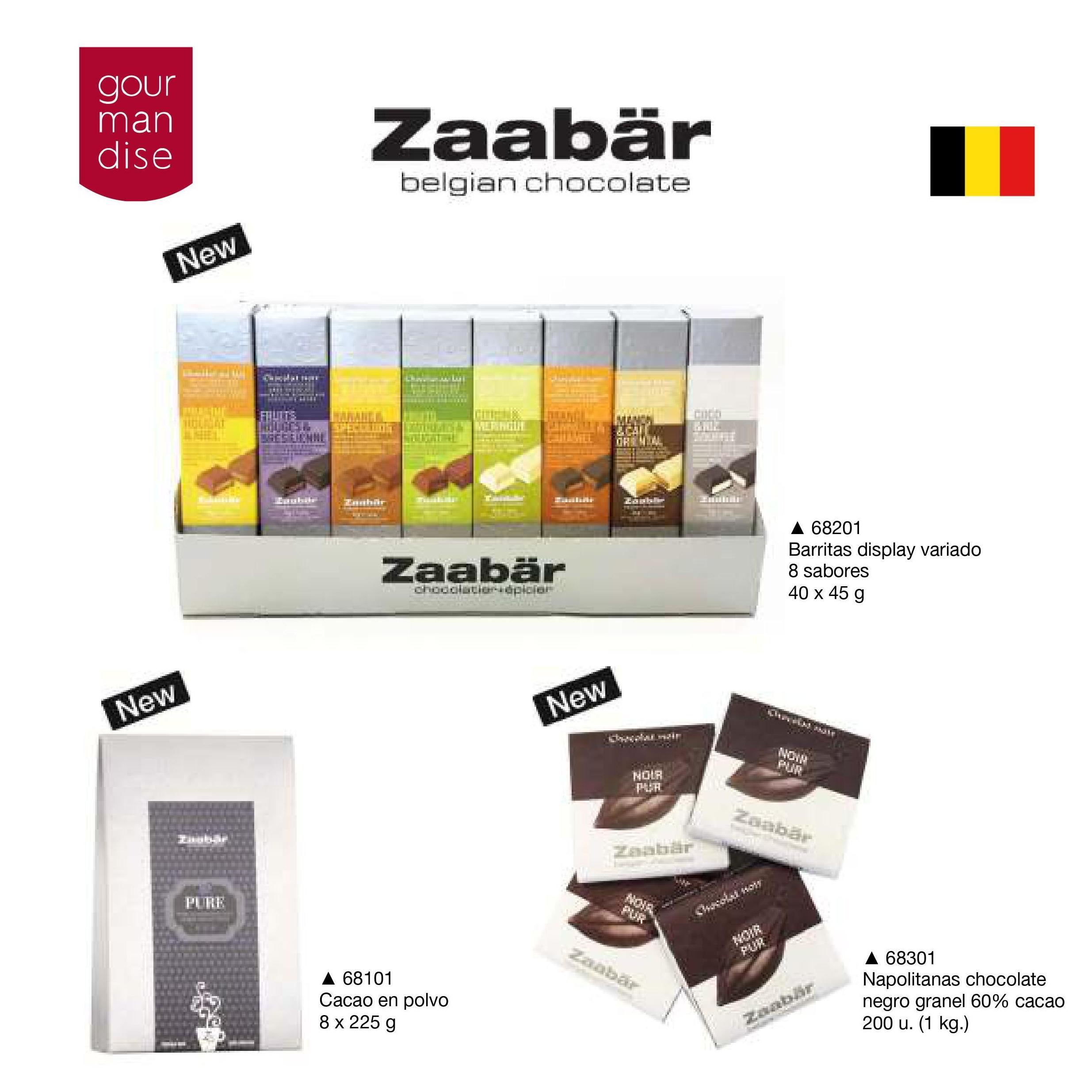 Zaabär: Productos de Casa Bastida