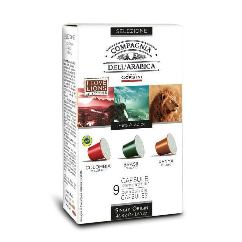 Cápsulas Selection: Productos de Casa Bastida