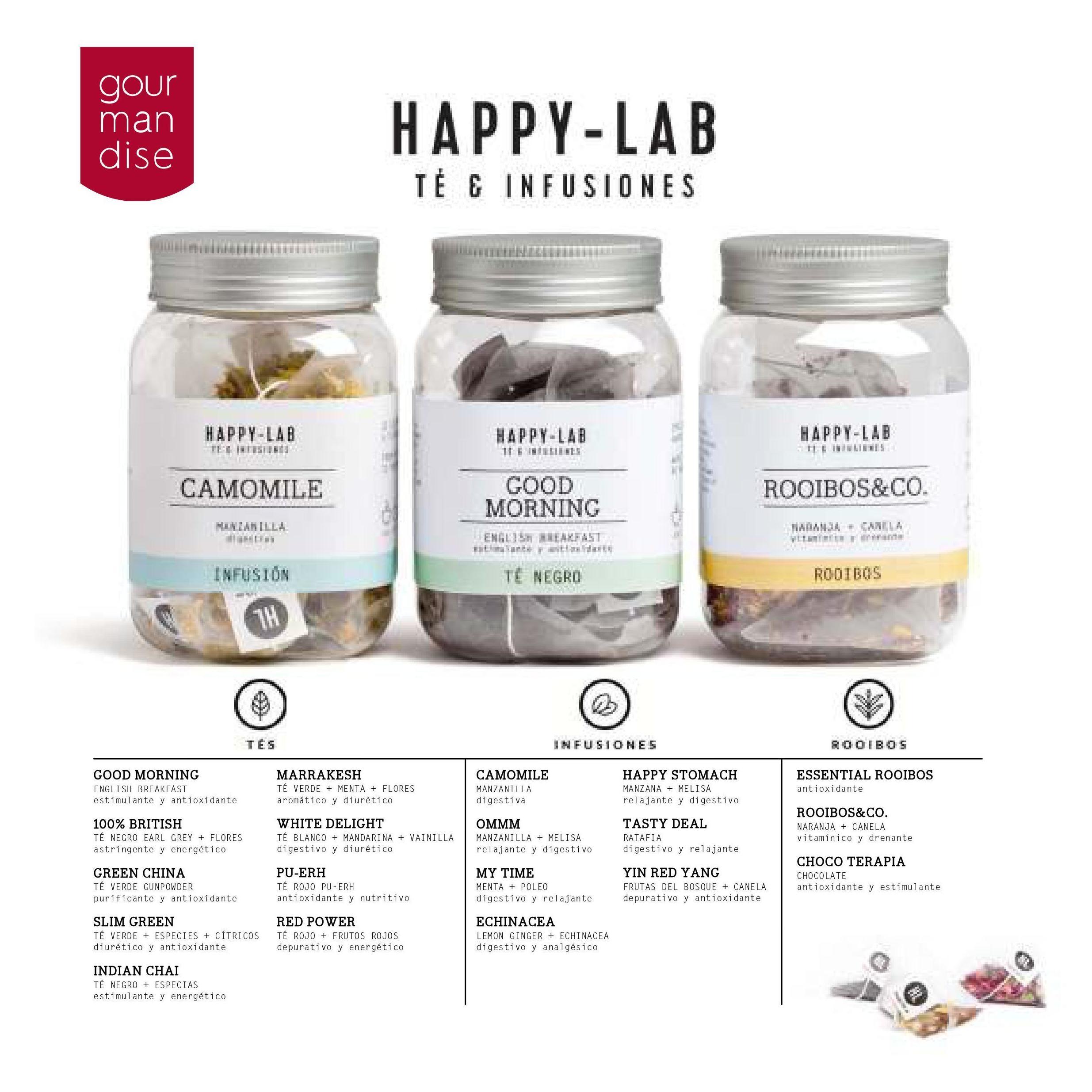 Té e infusiones: Productos de Casa Bastida