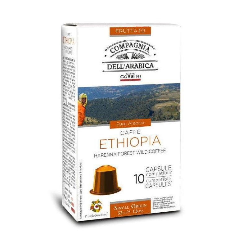Ethiopia: Productos de Casa Bastida