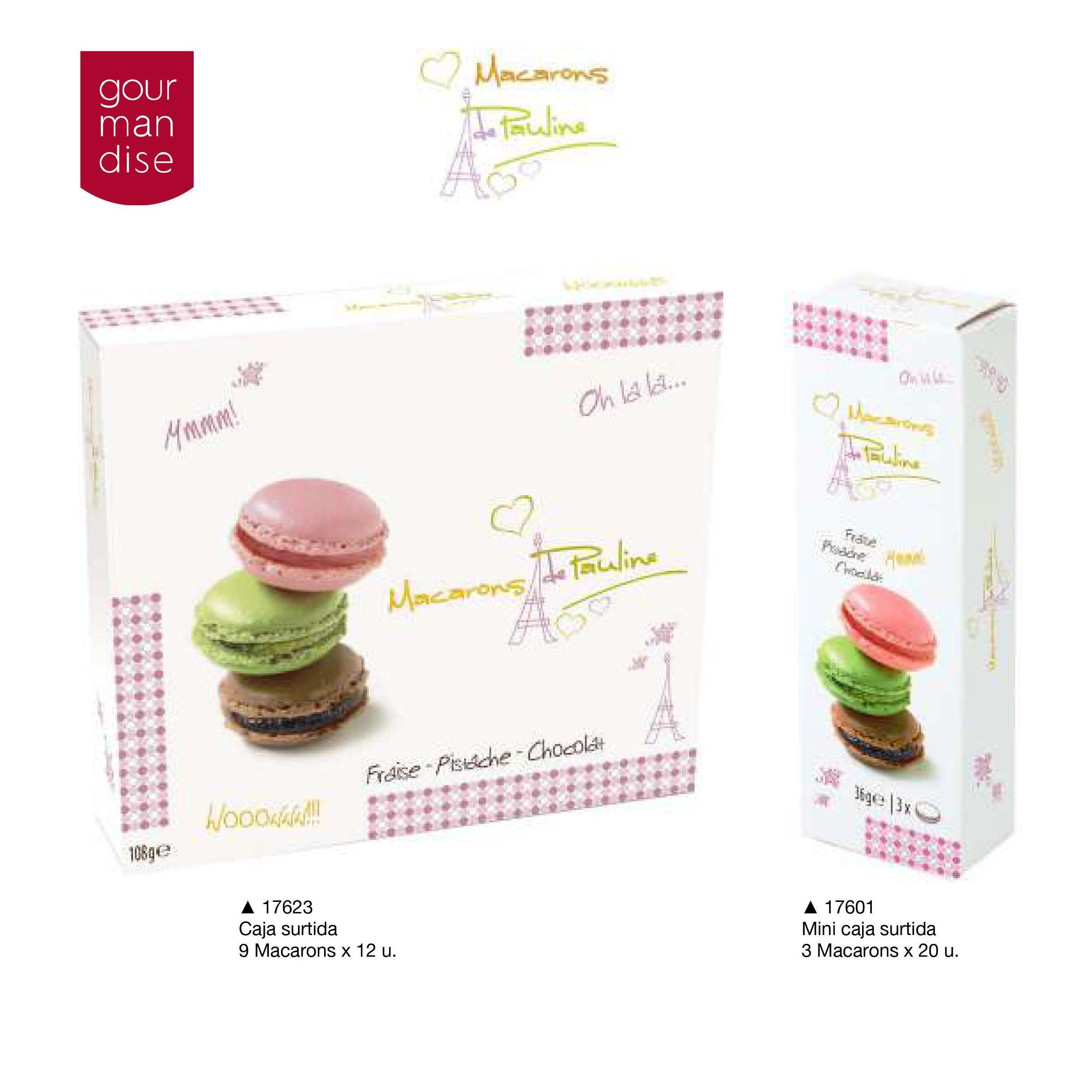 Macarons de Pauline: Productos de Casa Bastida
