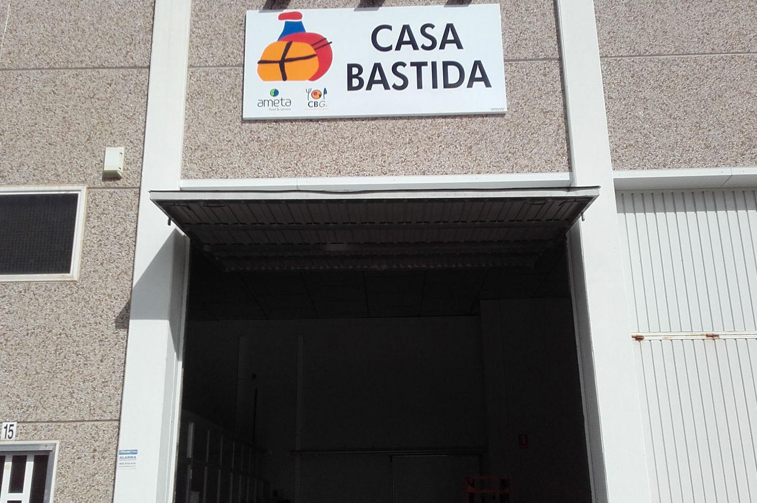 Empresa de distribución de productos para la alimentación