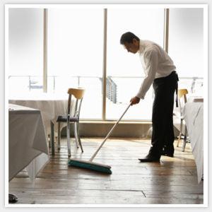 Limpieza en hostelería: Servicios de La Luna Azul