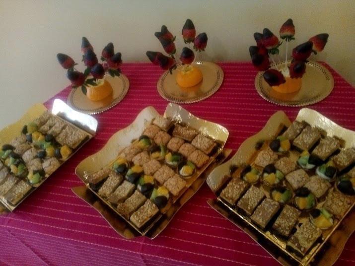 Servicio de catering: Productos de Pastelería V. Polo Monse