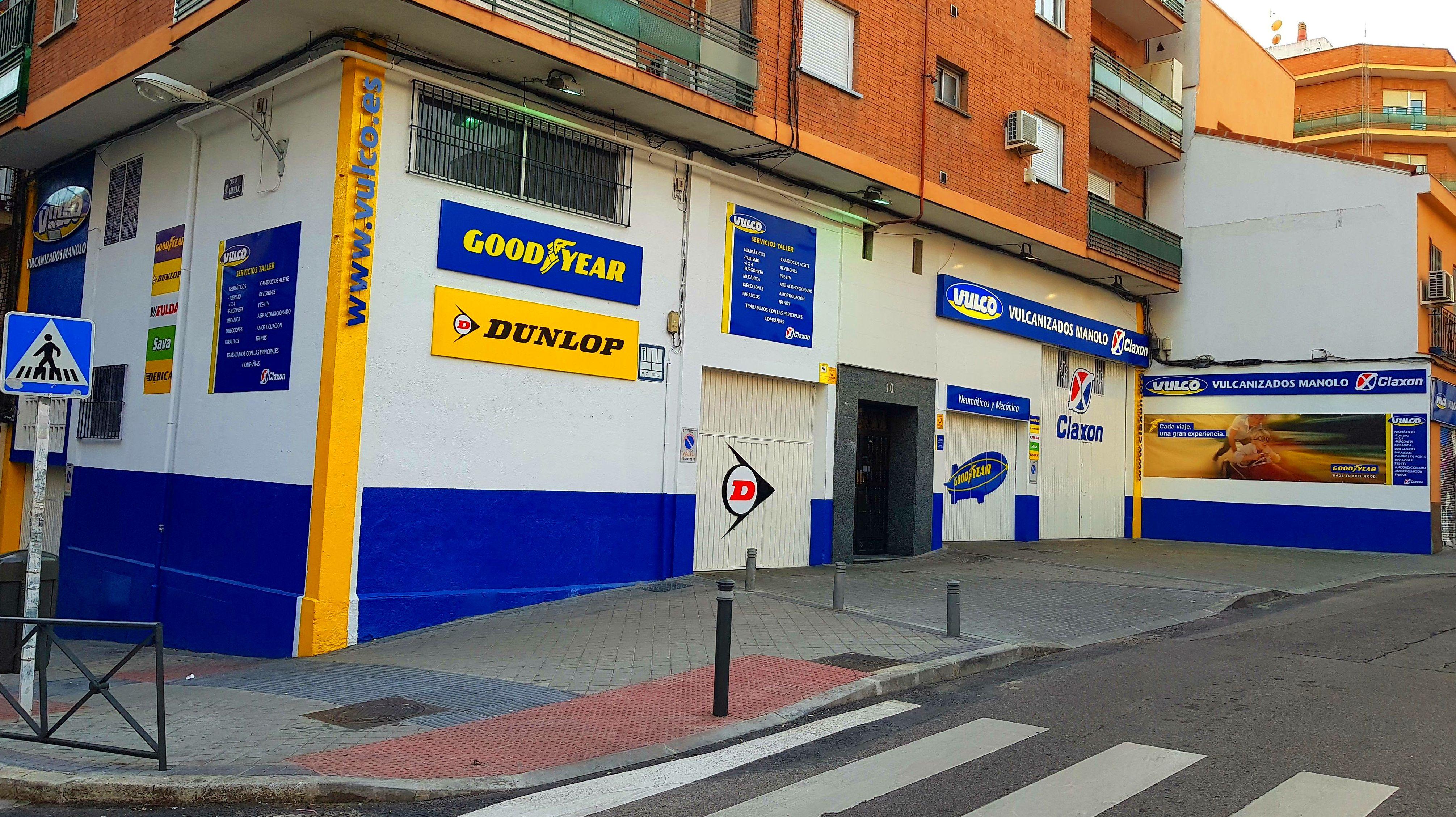 Foto 10 de Neumáticos en Madrid | Claxon Vulcanizados Manolo