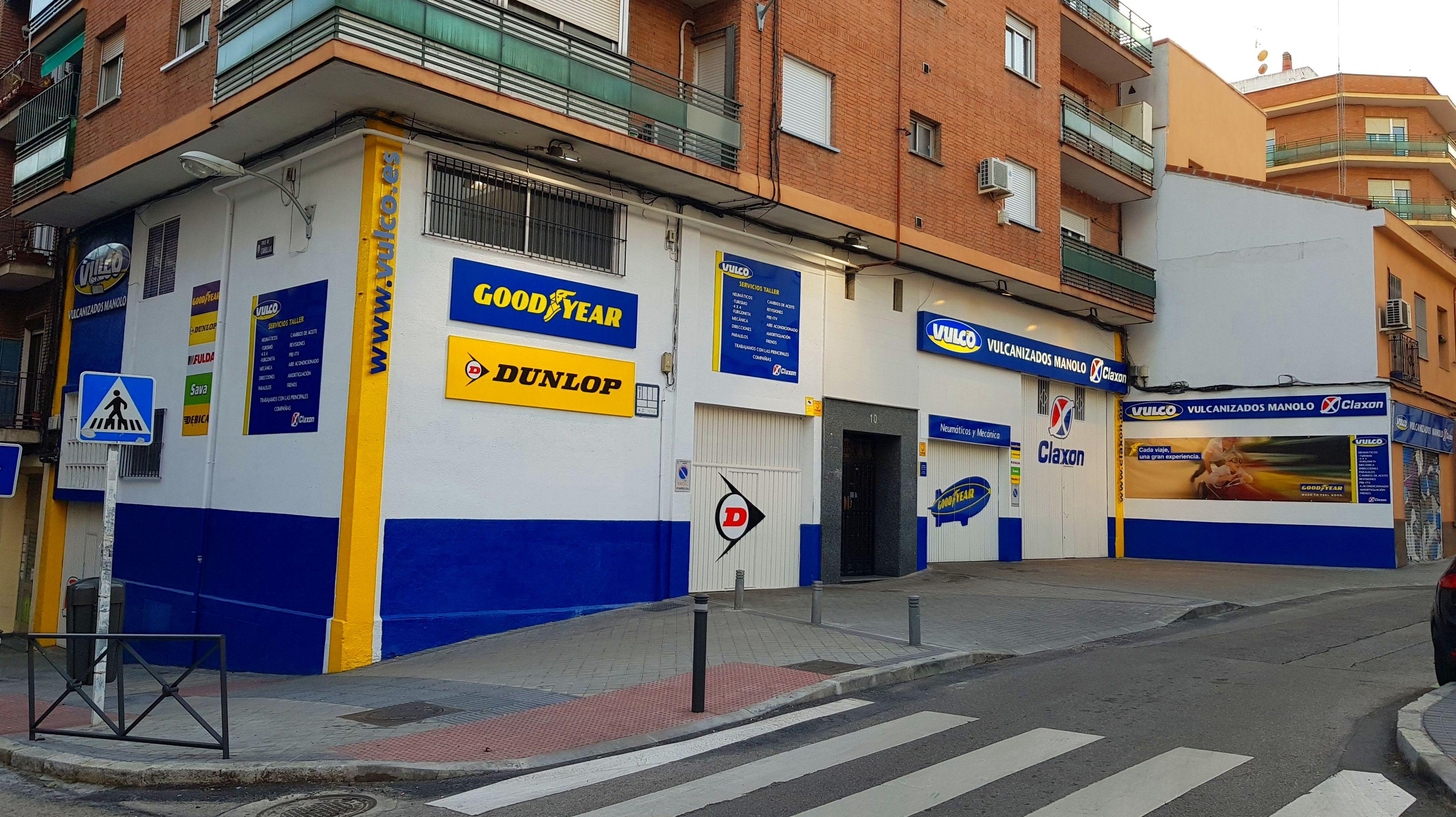 Foto 11 de Neumáticos en Madrid | Claxon Vulcanizados Manolo