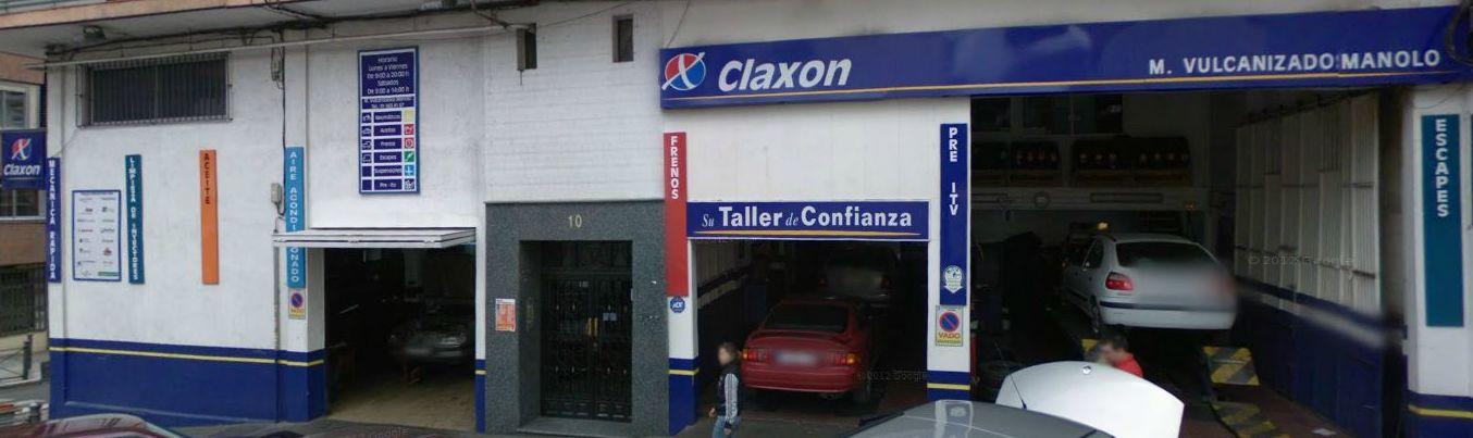 Foto 4 de Neumáticos en Madrid | Claxon Vulcanizados Manolo