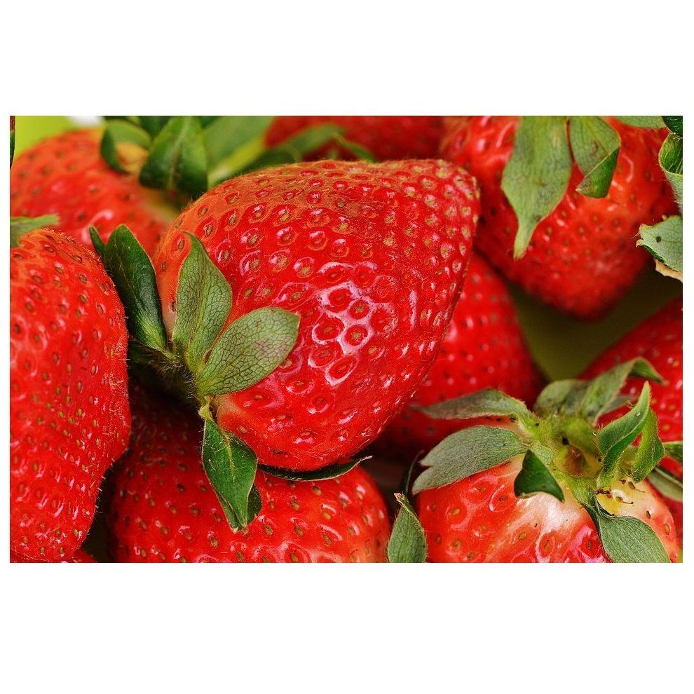 Fresas: Combinados de Guarapito