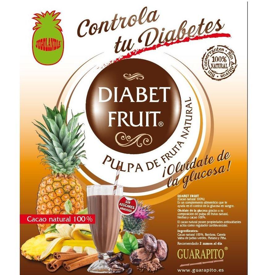 Diabet Fruit: Combinados de Guarapito